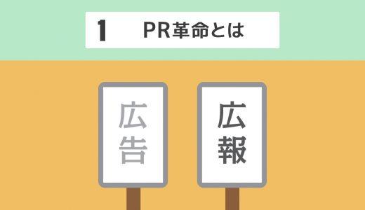 1-2. 広告と広報(PR)の違い